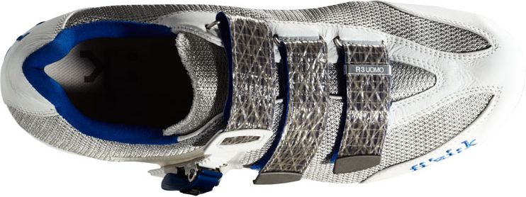FIZIK Buty szosowe R3 UOMO bialo-niebieskie r. 45,5 FZK-R3M-20-455