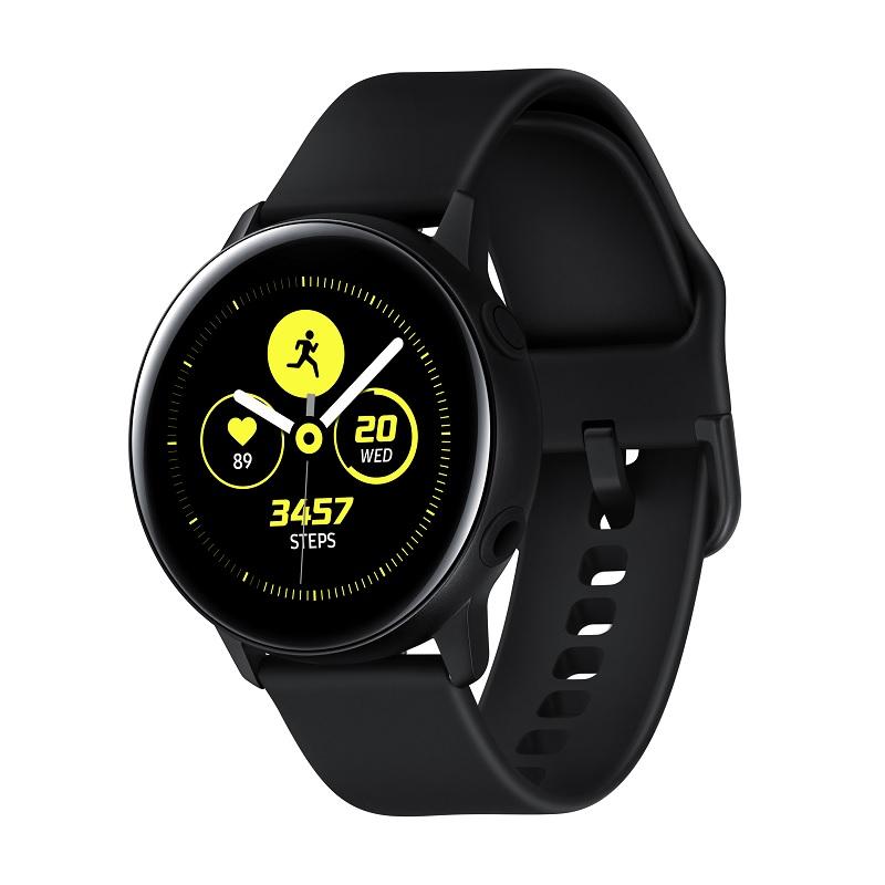 Samsung Galaxy Watch Active R500 Black Viedais pulkstenis, smartwatch