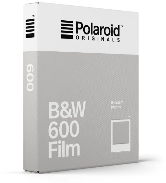 Polaroid ORIGINALS B&W FILM FOR 600 - 9120066087744 foto, video aksesuāri