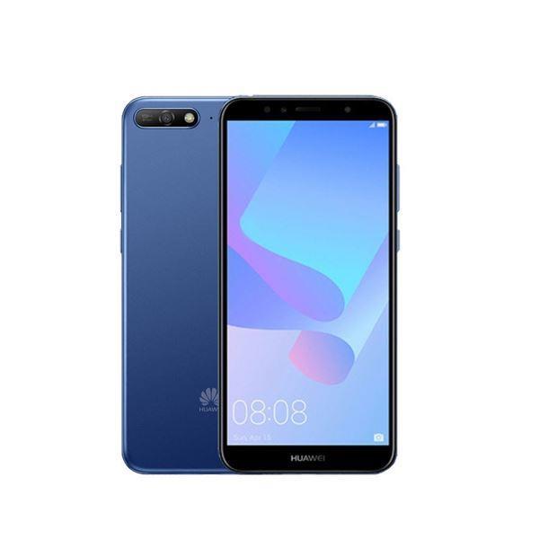 HUAWEI Y6 2018 BLUE Mobilais Telefons