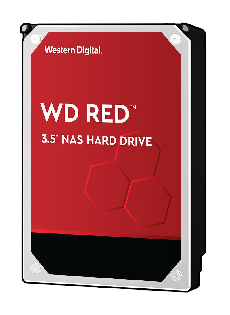 WD Red 12TB 6Gb/s SATA HDD cietais disks