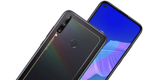 Huawei P40 Lite E 4GB/64GB Black Mobilais Telefons
