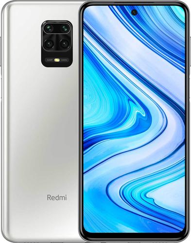 Xiaomi Redmi Note 9 PRO 6GB/128GB White Mobilais Telefons