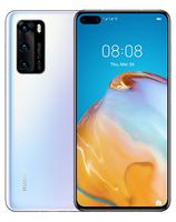 Huawei P40 5G 8GB/128GB White Mobilais Telefons