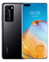 Huawei P40 Pro 5G 8GB/256GB Black Mobilais Telefons