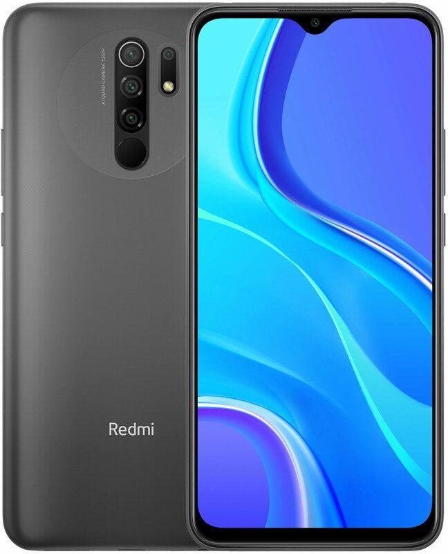 Xiaomi  Redmi 9 3/32GB Carbon Grey REDMI932GR Mobilais Telefons
