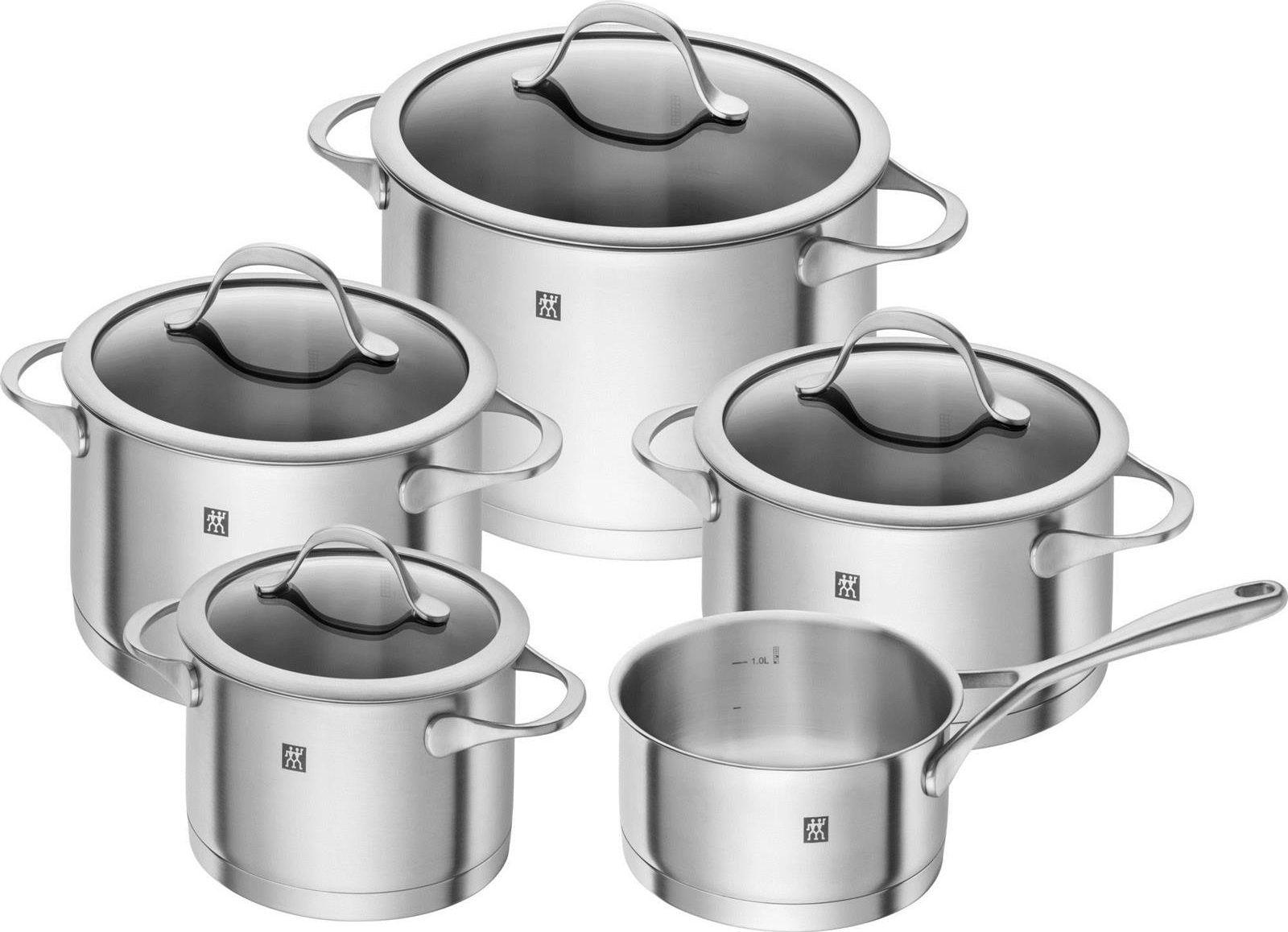 ZWILLING Essence pan set 5 pc(s) 66220-002-0 Pannas un katli