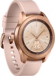 Samsung Galaxy Watch 42 mm SM-R810NZDA rose gold Viedais pulkstenis, smartwatch