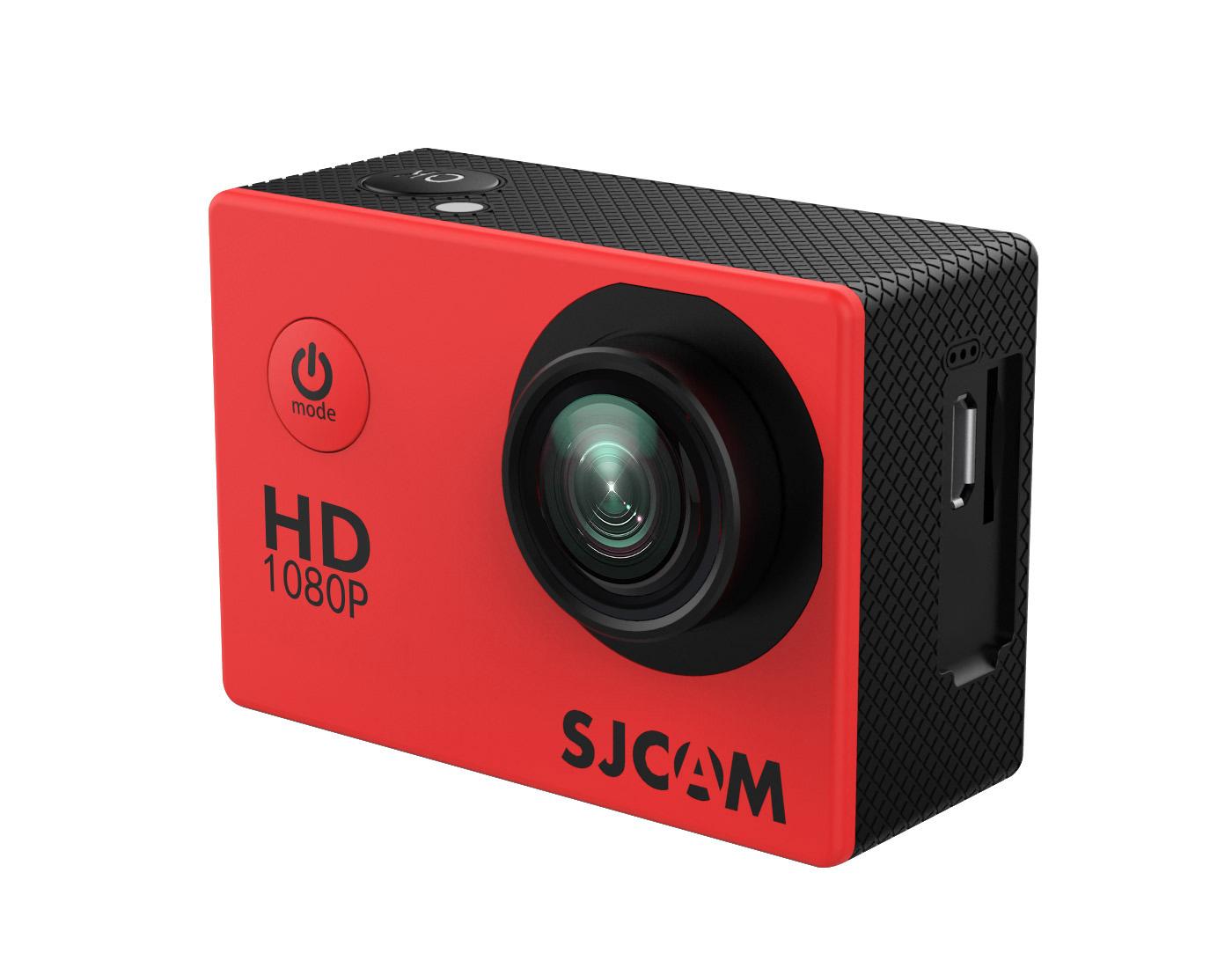 SJCam SJ4000 Ūdendroša 30m Sporta Kamera 12MP 170 grādi 1080p HD 30fps 2.0