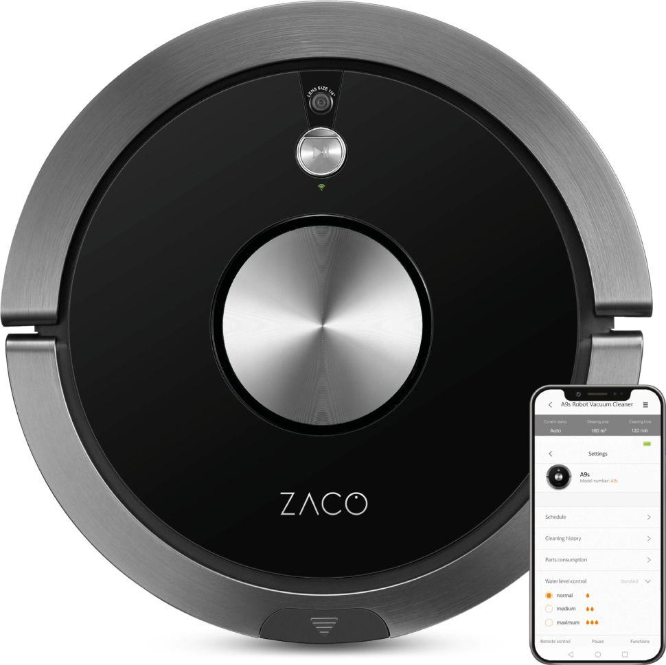 Zaco A9s robots putekļsūcējs