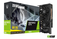 ZOTAC GeForce GTX 1660 Twin Fan 6GB video karte