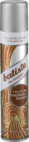 Batiste Beautiful Brunette Dry Shampoo  200 Women