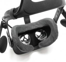 VR Cover Oculus Rift Stoffuberzuge for originale Schaumstoff
