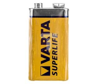 VARTA Superlife 1 x 9V Krona 2022101301 Baterija
