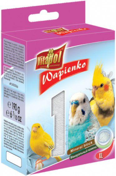 Vitapol LIME CUBE XL NATURAL