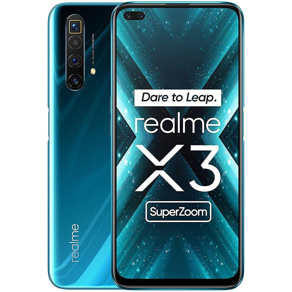 Realme X3 SuperZoom 8GB/128GB Blue Mobilais Telefons
