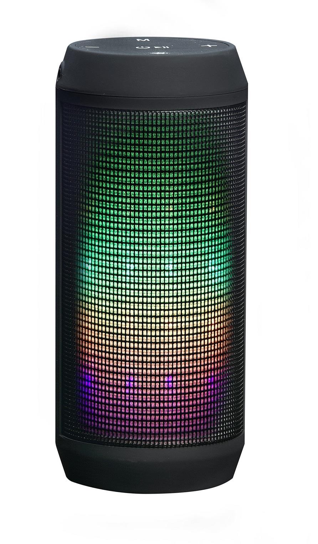 ESPERANZA EP133K FADO - BLUETOOTH FM SPEAKER LED pārnēsājamais skaļrunis