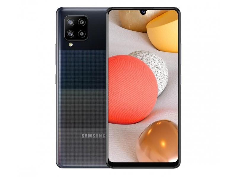 Samsung Galaxy A42 4GB/128GB 5G black Mobilais Telefons