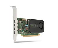 HP NVIDIA NVS 510 2GB GFX video karte