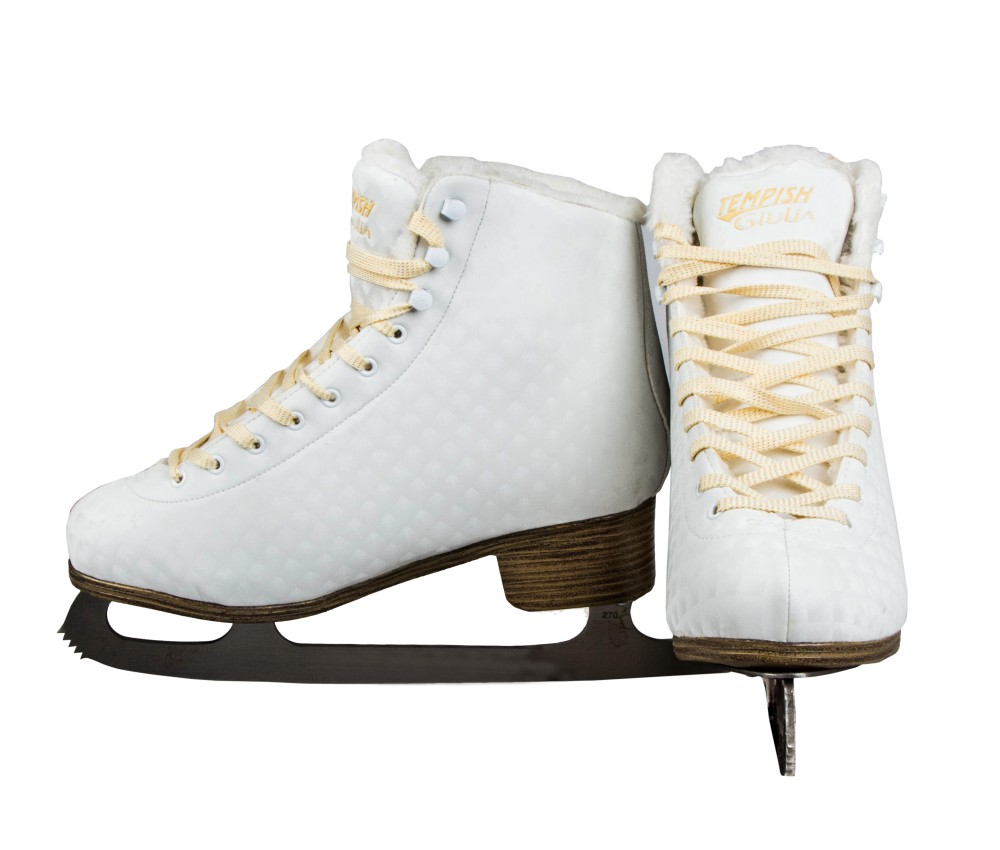 TEMPISH Lyzwy figurowe Giulia r. 40 (130000160540) 1300001605-40 Slidošanas un hokeja piederumi