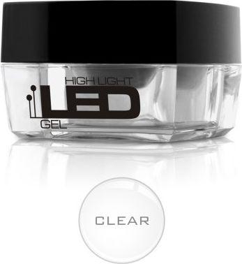 Silcare High Light Led Gel Clear 30g