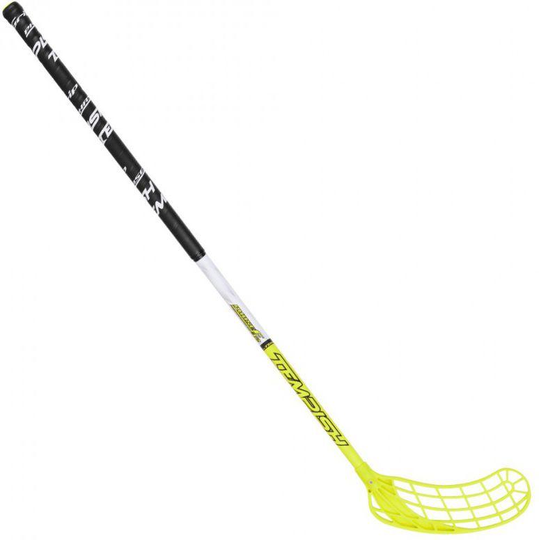 TEMPISH Kij do unihokeja Phase F32 zielony LFT90 1350001018-LFT90 Slidošanas un hokeja piederumi