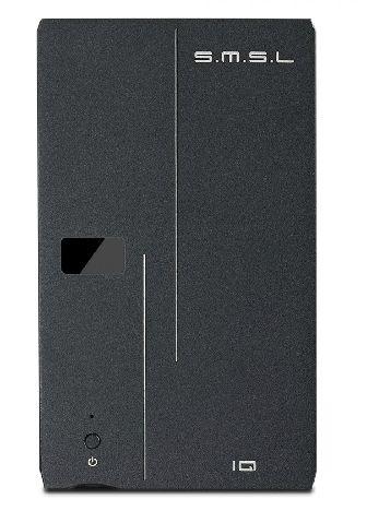 Wzmacniacz sluchawkowy SMSL IQ Black 1792472