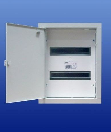 Sabaj Modular switchgear RP 24, flush-mounted, IP31 - 1-018