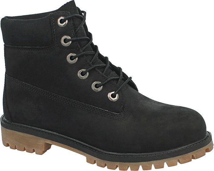 Timberland Buty damskie 6 In Premium Boot czarne 37.5 (A14ZO) A14ZO