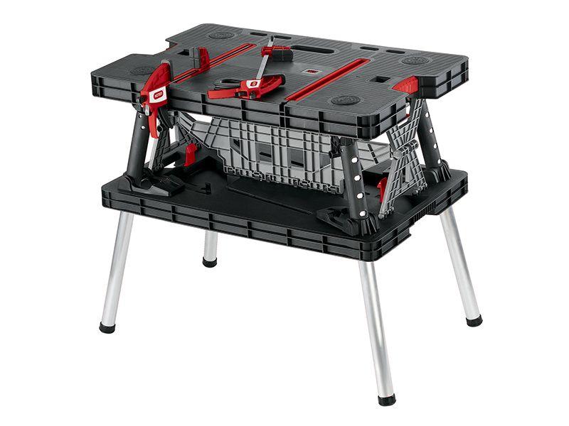 Keter Darba galds salokams Folding Work Table 85x55x11,2cm