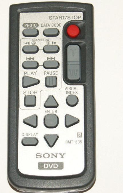 Sony Remote Commander (RMT-835) UK pults