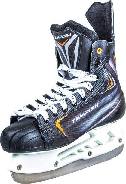 TEMPISH Lyzwy hokejowe Revo DSX czarne r. 41 (1300000151-41) 1300000151-41 Slidošanas un hokeja piederumi