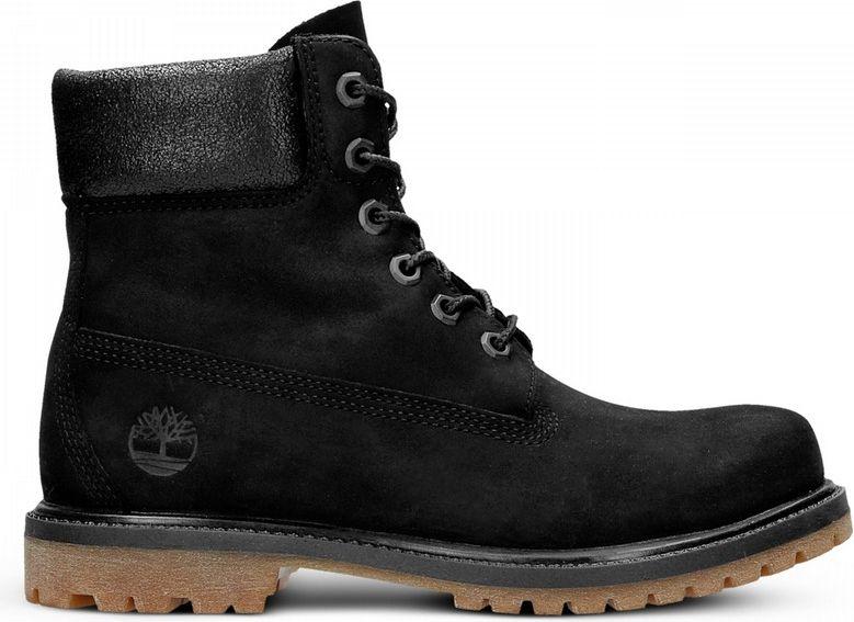 Timberland Buty damskie 6 In Premium Boot W czarne r. 37 (A1K38) A1K38