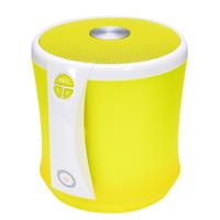 Aktivbox TERRATEC CONCERT BT NEO Bluetooth gelb pārnēsājamais skaļrunis