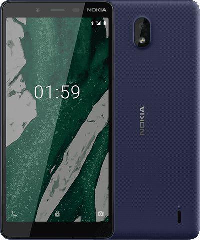 Nokia 1 Plus Dual-SIM blue Mobilais Telefons