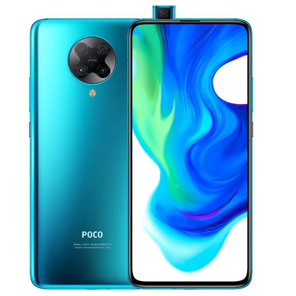 Xiaomi Poco F2 Pro 6GB/128GB Blue Mobilais Telefons