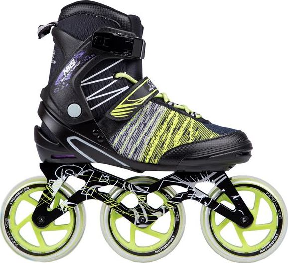 NILS Extreme Roller Skates NA1206 black 39 Skrituļslidas