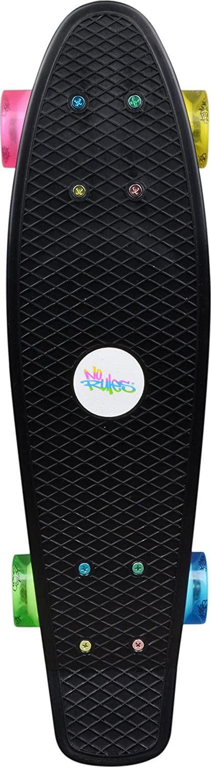 Deskorolka No Rules No Rules Skateboard fun Neon - 293 293