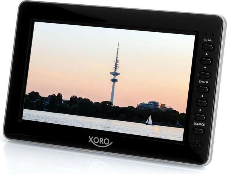 Xoro HTC 3247 black LED Televizors