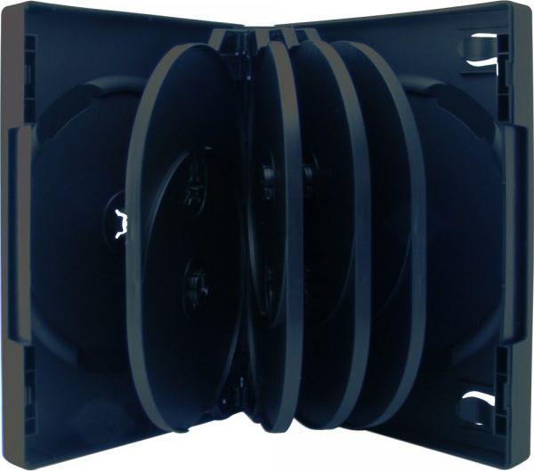 XLayer DVDBox 10 DVDs XLayerPro black matricas