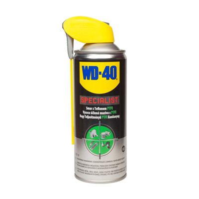 WD-40 PTFE Teflon grease 400ml Transmisiju un bremžu eļļas