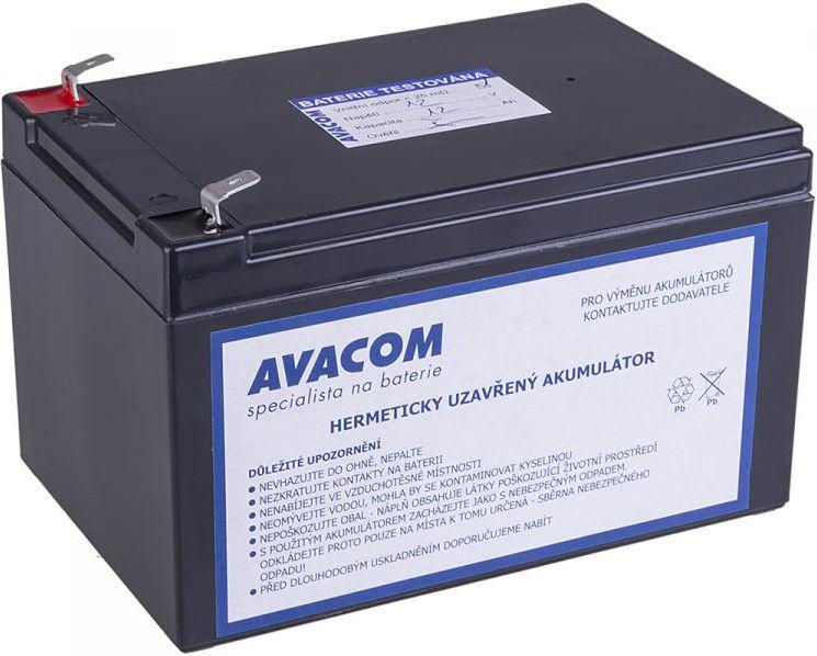 AVACOM REPLACEMENT FOR RBC4 - BATTERY FOR UPS UPS aksesuāri