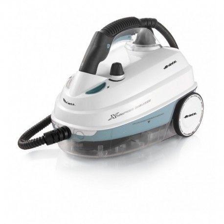 Ariete Xvapor Deluxe 4146 (1500W; white color) tvaika tīrītājs, ierīce