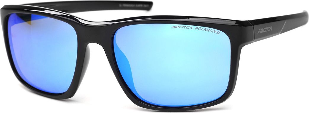 Arctica Polarized Sunglasses Pensacola Universal Black (S-267B)