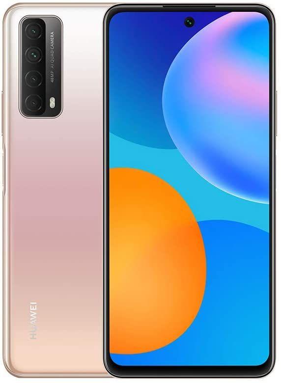 HUAWEI P SMART 2021 4/128GB BLUSH GOLD Mobilais Telefons