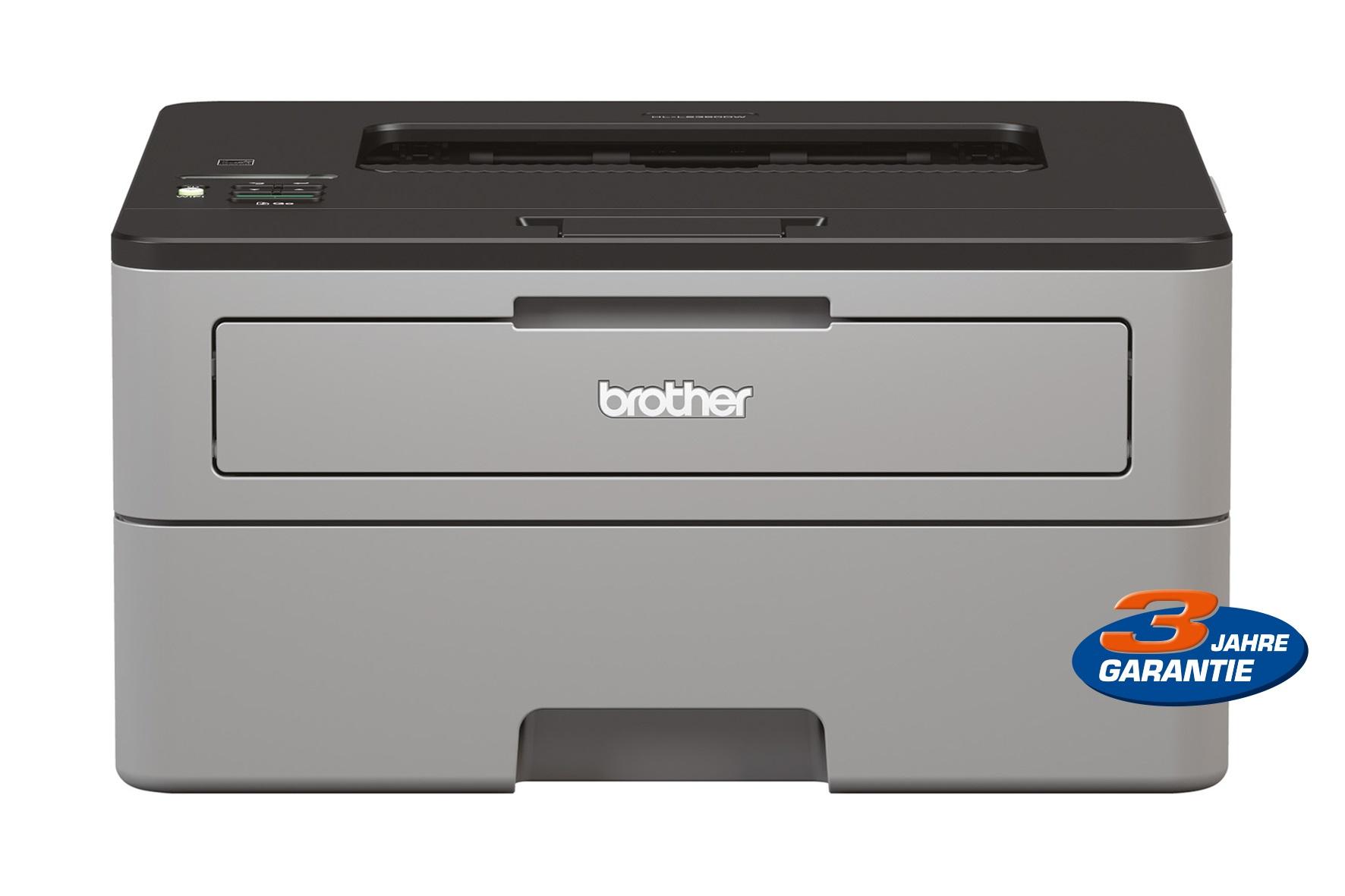 Brother HL-L2350DW printeris