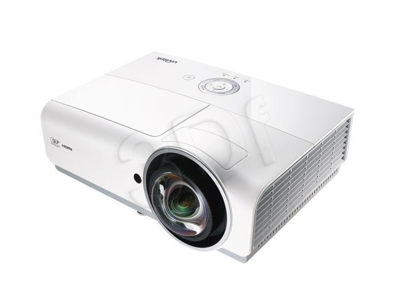 Vivitek Projektor DX881ST DLP 1024x768 3300ANSI lumen 15000:1 projektors