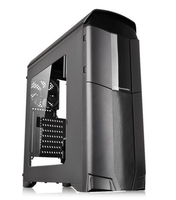 Geh Thermaltake Versa N26   Midi Tower     black retail Datora korpuss