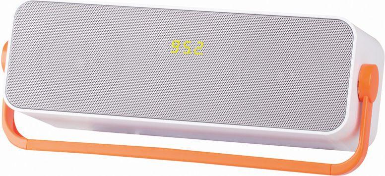 SPEAKER TREVI KBB310BT   ORANGE pārnēsājamais skaļrunis