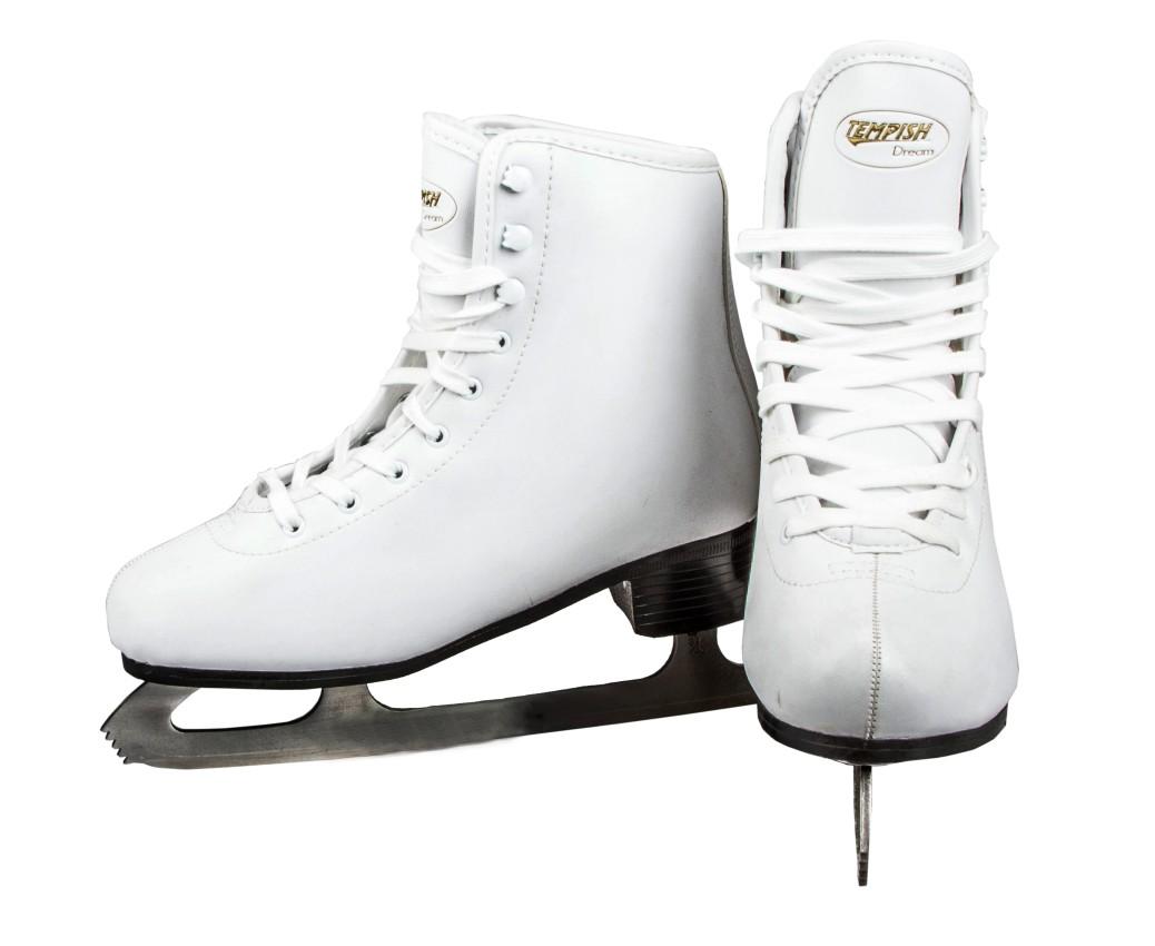 TEMPISH Lyzwy figurowe Dream White r. 42 (1300001742) 13000017-WHT42 Slidošanas un hokeja piederumi